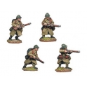 Crusader Miniatures WWF002 French Riflemen II