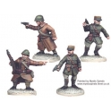 Crusader Miniatures WWF005 French Infantry Command