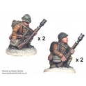 Crusader Miniatures WWF013 French Rifle Grenadiers.