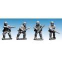 Crusader Miniatures WWF050 French M/C Troop Riflemen (I)