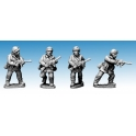 Crusader Miniatures WWF053 French M/C Troop with SMG's