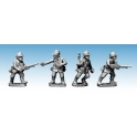 Crusader Miniatures WWF072 Dragon Portes LMG Teams