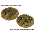 Crusader Miniatures WWG013 German PzB39 AT Rifle Teams