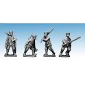 Crusader Miniatures WWG072 Cossack LMG Teams (German Service)