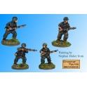 Crusader Miniatures WWG102 Fallschirmjager Riflemen II