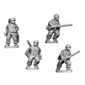 Crusader Miniatures WWG103 Fallschirmjager MG34 Teams