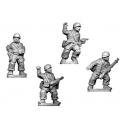 Crusader Miniatures WWG105 German Fallschirmjager Command
