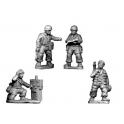 Crusader Miniatures WWG110 Fallschirmjager Headquarters