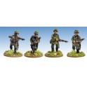 Crusader Miniatures WWG151 German Schutzen with Rifles 1