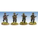 Crusader Miniatures WWG152 German Schutzen with Rifles 2