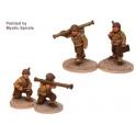 Crusader Miniatures WWU011 US Bazooka Teams
