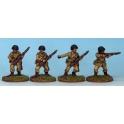 Crusader Miniatures WWU021 US Airborne Riflemen I