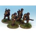 Crusader Miniatures WWP003 Polish LMG Teams
