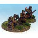 Crusader Miniatures WWP011 Polish 80mm Mortar