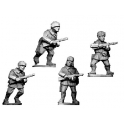 Crusader Miniatures WWR026 Russians in winter uniform with SMGs