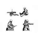 Crusader Miniatures WWR030 Russian HMG