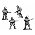 Crusader Miniatures WWR034 Russian Flamethrowers