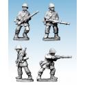 Crusader Miniatures WWR201 Romanian Rifles I