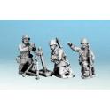 Crusader Miniatures WWR211 Romanian Mortar & Crew