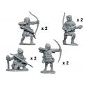 Crusader Miniatures MEH002 Longbowmen