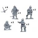 Crusader Miniatures MEH003 Crossbowmen