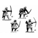 Crusader Miniatures MCF028 Bidowers avec arcs