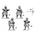 Crusader Miniatures MCF031 Arbalétriers en armure