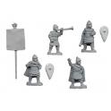 Crusader Miniatures DAB015 Skutatoi Command