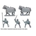 Crusader Miniatures DAB106 Klibanophoroi Command