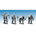 Crusader Miniatures AFS006 Saxon Archers.