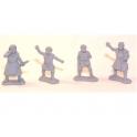 Crusader Miniatures DAI013 Skirmishing Women & Children