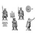 Crusader Miniatures CSB003 Commandement infanterie romaine tardive