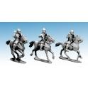 Crusader Miniatures CSB011 Cavalerie romaine tardive sans armure - avec lances