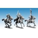 Crusader Miniatures CSB014 Cavalerie romaine tardive - Commandement