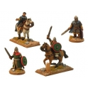Crusader Miniatures DAE010 Personalities El Cid and Alvar Minaya