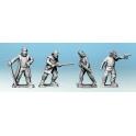 Crusader Miniatures CCA004 Apocalypse Survivors IV