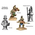 Crusader Miniatures ANG004 Thraeces & Hoplomachii