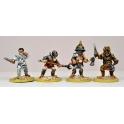Crusader Miniatures ANG012 Gladiator Characters