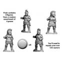 Crusader Miniatures RFA021 Greek Hoplites