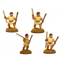 Crusader Miniatures ANR006 Roman Leves with Javelins
