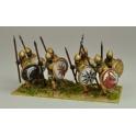Crusader Miniatures ANC001 Citizen Spearmen in Cuirass