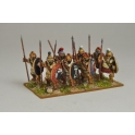 Crusader Miniatures ANC003 Libyan Spearmen