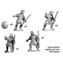 Crusader Miniatures ANC004 Libyan Skirmishers