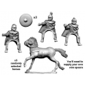 Crusader Miniatures ANC007 Carthaginian Cavalry with Spears