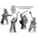Crusader Miniatures ACE006 Ancient Celt Noble Command
