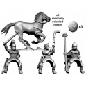 Crusader Miniatures ACE021 Ancient Celt Mounted Command