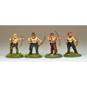 Crusader Miniatures AGE004 German Archers