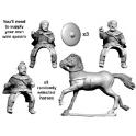 Crusader Miniatures AGE008 German Heavy Cavalry