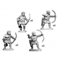 Crusader Miniatures ANN002 Numidian Warriors with Bow