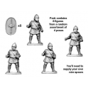 Crusader Miniatures ANN005 Numidian Trained Infantry